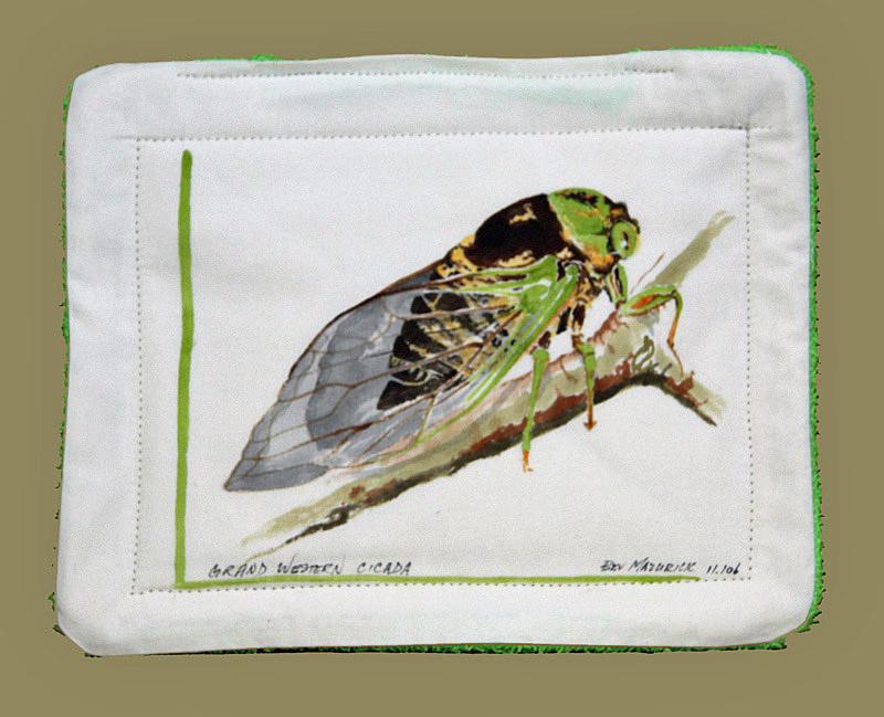 © Bev Mazurick - Grand Western Cicada