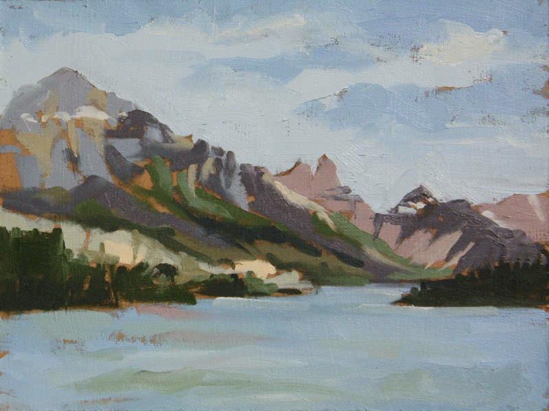 © Bev Mazurick - Upper Waterton Lake
