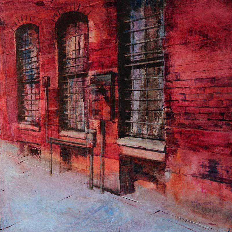 © Bev Mazurick - Sentient Alley