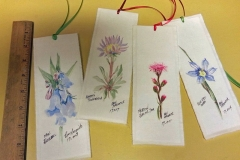 © Bev Mazurick - Wildflower Bookmarks